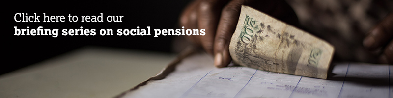 Read our briefing series on pensions