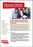 Pension Watch briefing 16